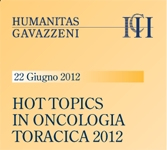 Hot topics in oncologia toracica 2012