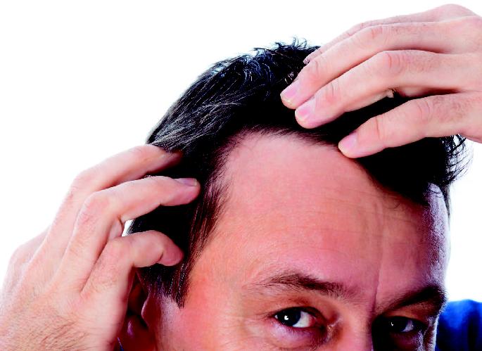 Vitamine di gruppo in per capelli della loro proprietà