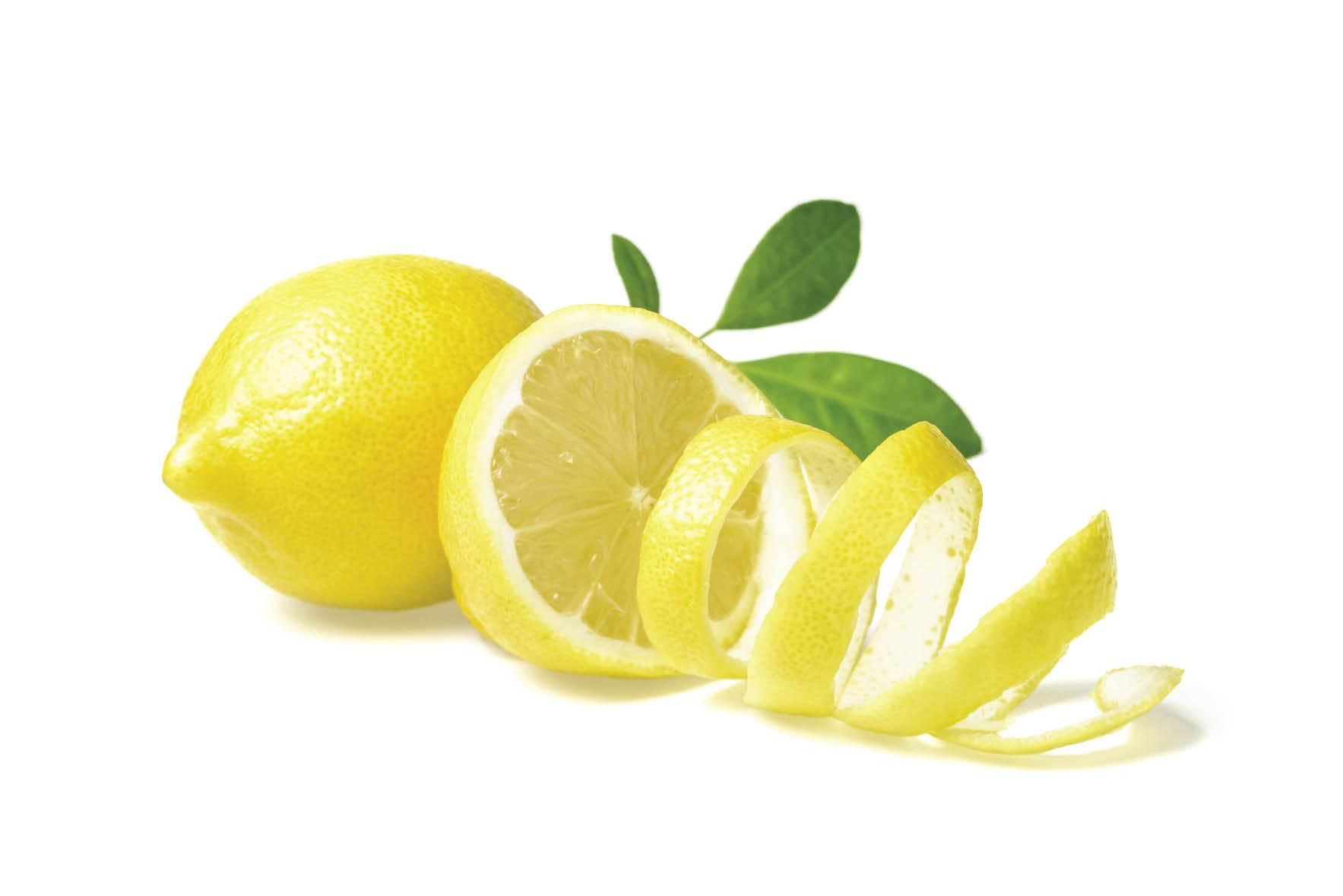 Limone Un Concentrato Di Virtù