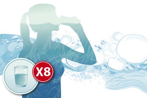 puoi perdere peso con acqua fredda