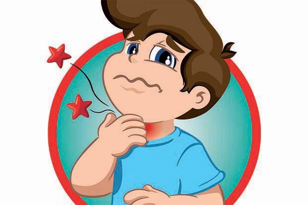 Tonsillite come riconoscerla e cosa fare